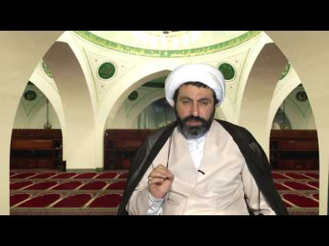 Moral Values, 26/30: Respecting Teachers and Scholars by Sheikh Dr M A Shomali