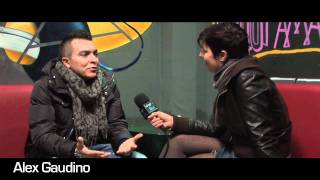 Alex Gaudino - Interview with Music Producer Alex Gaudino