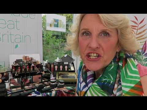 TROPIC Mineral Makeup 2017