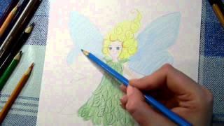 13 Ирина Колобова Урок рисования феи