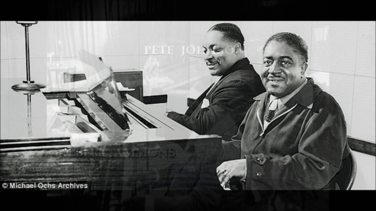 pete johnson and albert ammons boogie woogie dream 1944 youtube