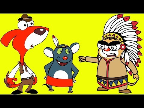 Rat-A-Tat |'Red Indians Costume + Alien World Mega Compilation'| Chotoonz Kids Funny Cartoon Videos