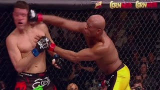 Anderson Silva Highlights 2015 ● The Spider Is Back