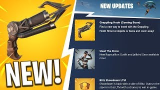 🔴 LIVE FORTNITE - PATCH 5.30 POSTICIPATA et NEW ARMA en ARRIVO!