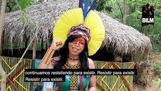 Mensaje de Tamikuã Txihi para el #DiaDeLaLiberaciónNegraIndígena