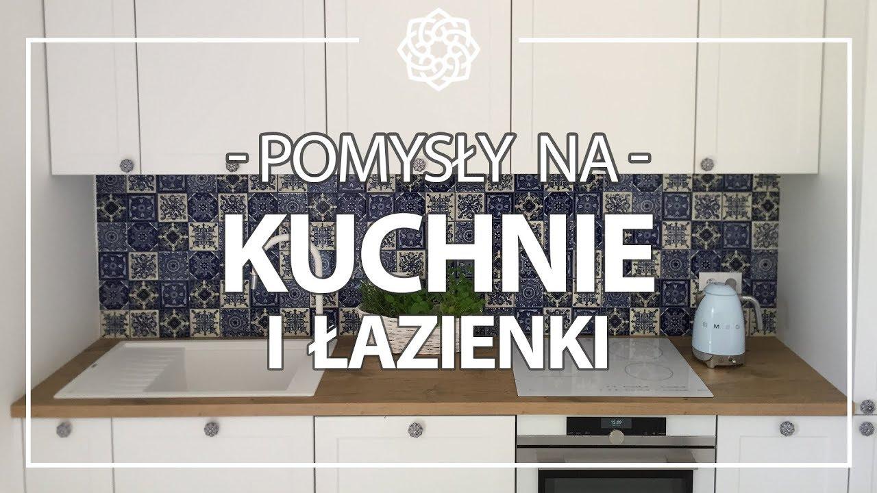 Pomysły Na Kuchnie I łazienki Płytki ścienne 2018