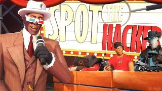TF2: Spot the Hacker - The Giveaway Quiz