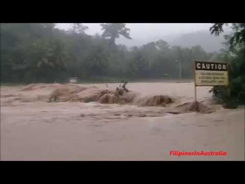 Typhoon URDUJA Update this Morning from Catubig, Northern Samar, Philippines, Sun 17th Dec 2017