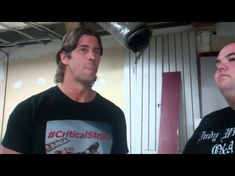 stevie richards interview