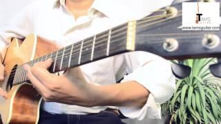 Ikk kudi (Udta Punjab) guitar lesson intro solo |www.tamsguitar.com