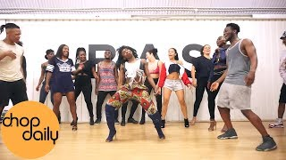 Olakira - Hey Lover (Afro In Heels Dance Video)   Patience J Choreography   Chop Daily