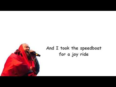 Action Bronson - The Choreographer [Lyrics]