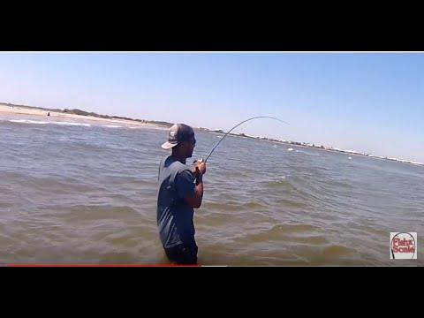Surf Fishing Grand Isle Louisiana
