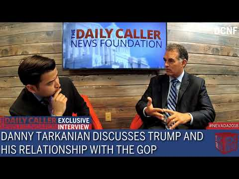 Danny Tarkanian on Upcoming Primary Election Vs. Republican Senator Dean Heller