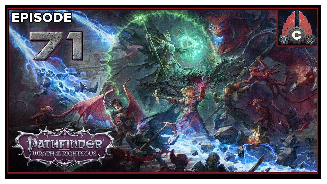 CohhCarnage Plays Pathfinder: Wrath Of The Righteous (Aasimar Deliverer/Hard) - Episode 71