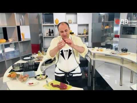 Видео, Венгерский гуляш - рецепт телеканал Еда