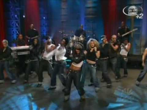 Janet Jackson - All Nite (Live)