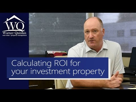 Calculating Roi For Investment Property