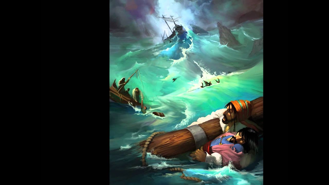 les sept voyages de sindbad le marin trailer neofelis editions 2011 youtube. Black Bedroom Furniture Sets. Home Design Ideas