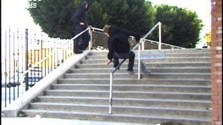 Hollywood High 12 Rail Vs. Scott Kane Classic Skateboard Slams #10