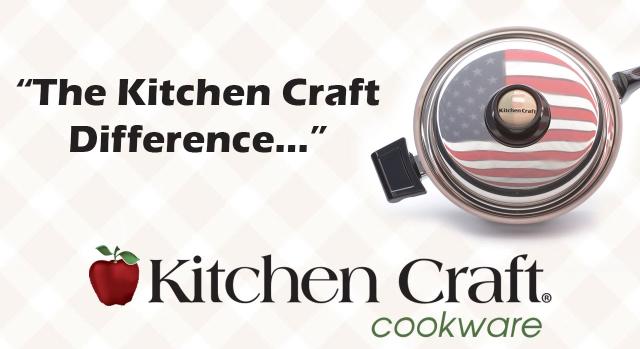 The Kitchen Craft Difference - YouTube