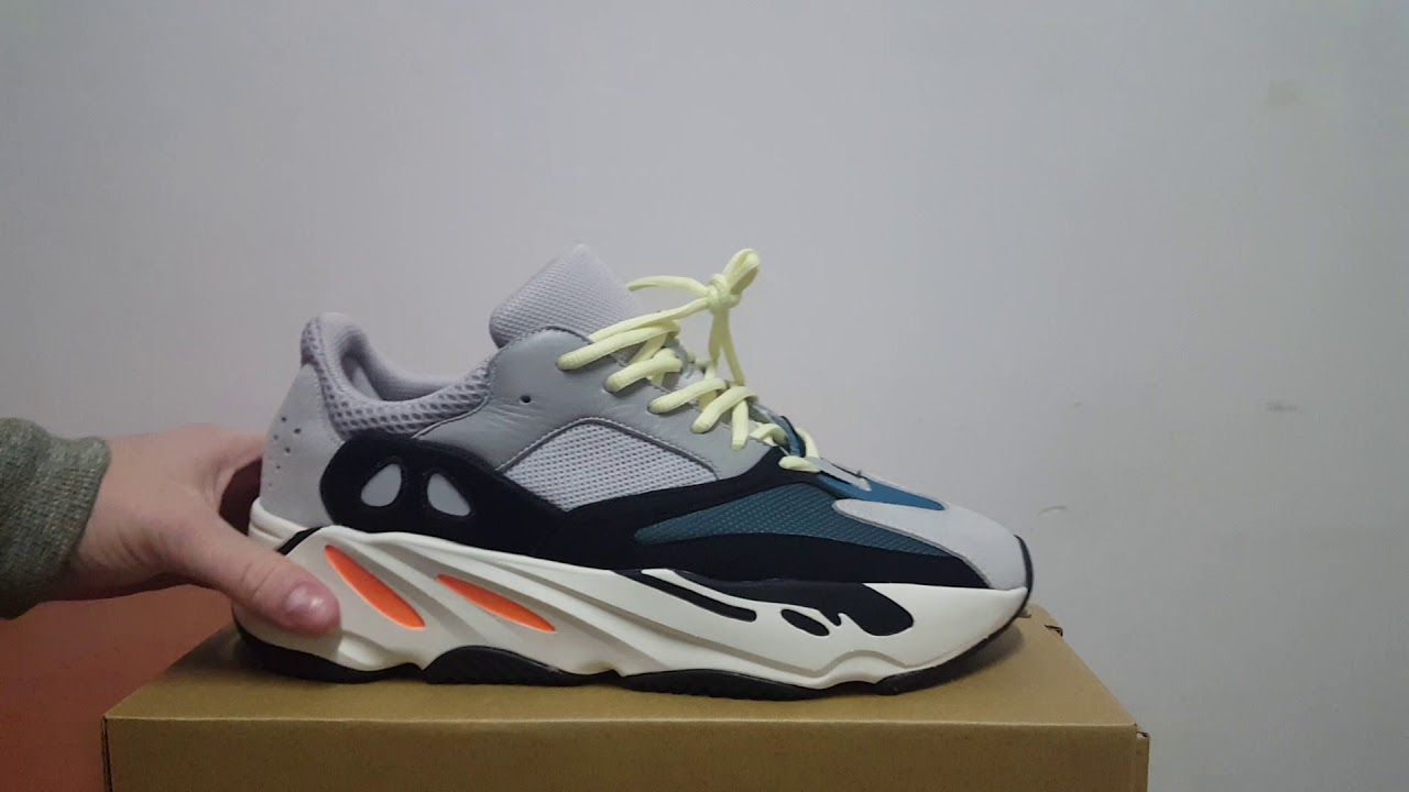 c0698310f4d ADIDAS YEEZY BOOST 700 WAVE RUNNER REVIEW From G5 Factory