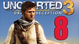 Repeat youtube video UNCHARTED 3 [Walkthrough ITA - PARTE 8] - sPIFFERO
