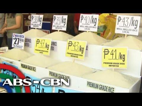 TV Patrol: Mga mandadaya sa labeling, presyuhan ng bigas, binalaan thumbnail