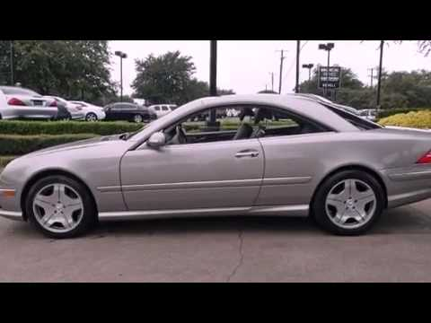 Preowned 2006 mercedes benz cl500 dallas tx 75209 youtube for 2006 mercedes benz cl500