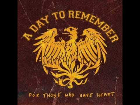 A Day To Remember-Speak Of The Devil-For Those Who Have Heart.