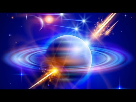 Cosmic Energy Meditation Music || Based on Solfeggio Frequency || 528Hz