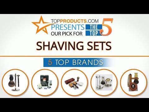 Best Shaving Set Reviews 2017 – How to Choose the Best Shaving Set