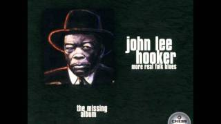 John Lee Hooker - I Can