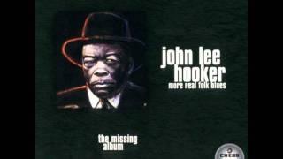John Lee Hooker - I Can