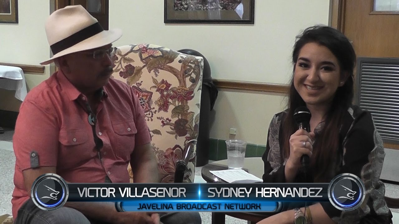 interview victor villasenor