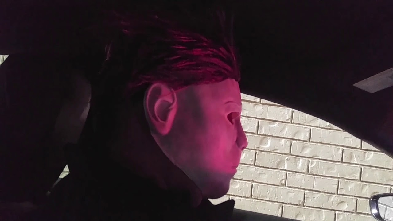 drive-thru michael myers halloween prank epic fail#gone wrong - youtube