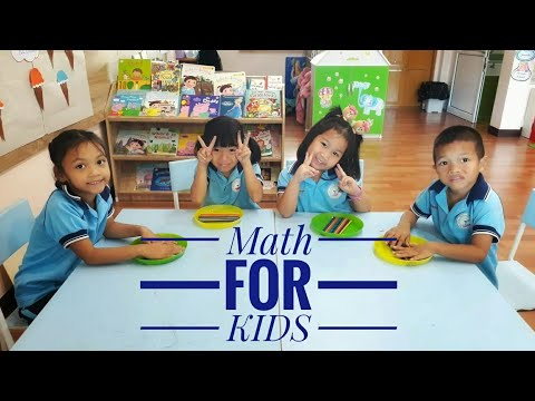 Basic Math For Kids: Addition For Kids, Science Games, Preschool And Kindergarten Activities