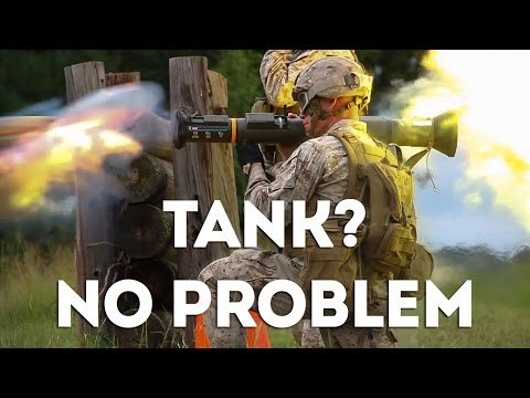How To Deal With Tanks - United States Marines Training