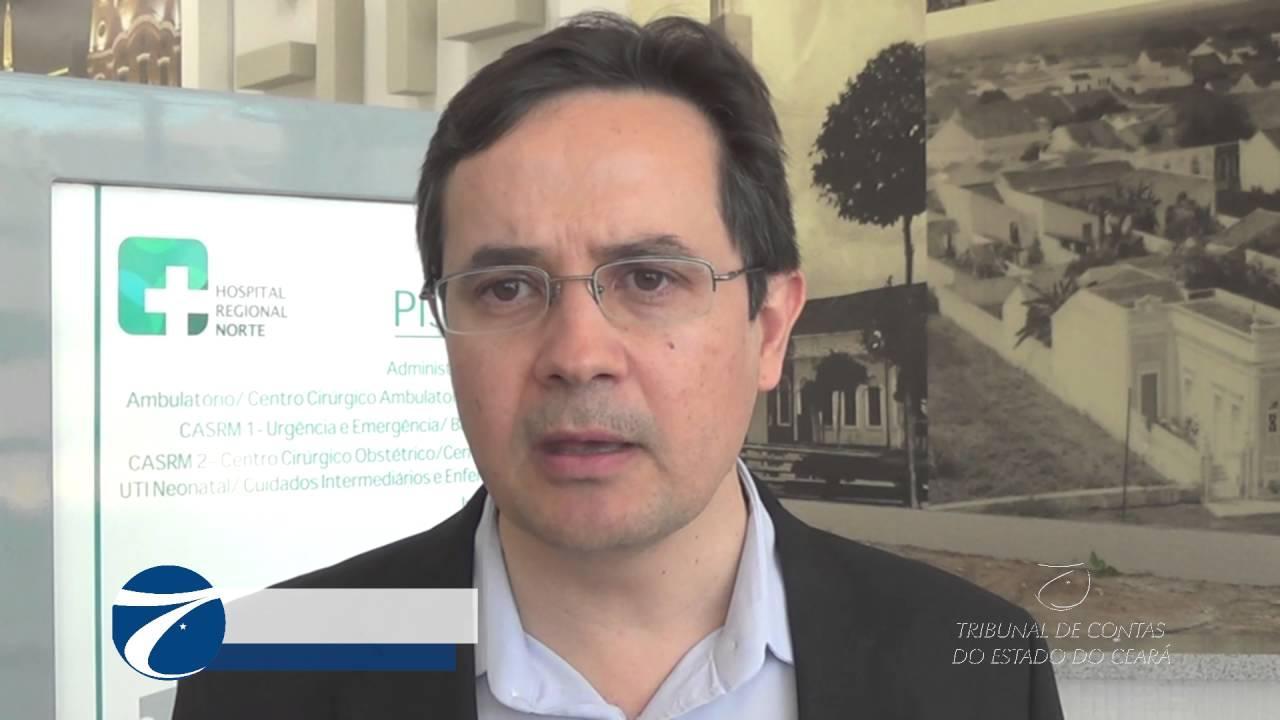 Resultado de imagem para presidente do Tribunal de Contas do Ceará, conselheiro Edilberto Pontes