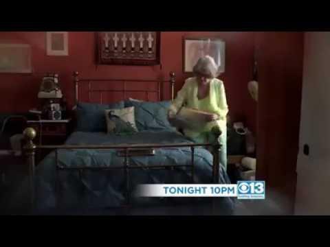 Tonight On CBS 13 News At 10 (KVOR-TV Promo)