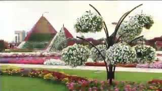 """""""الحديقة المعجزة"""" في دبي.. أكبر حديقة زهور بالعالم"""