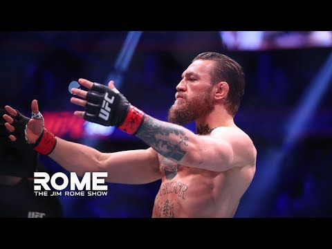Conor McGregor TKOs Cowboy Cerrone in 40 Seconds at UFC 246!  The Jim Rome Show