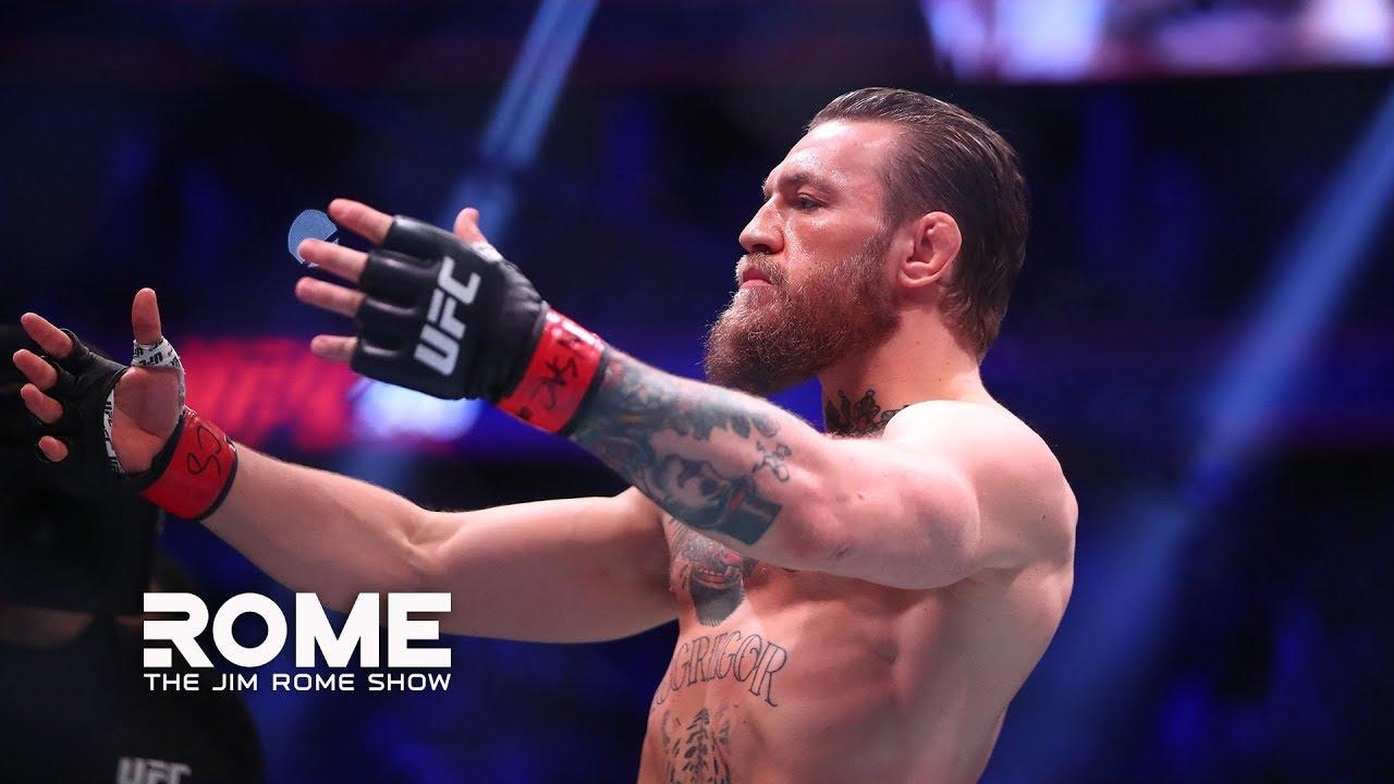 Conor McGregor TKOs Cowboy Cerrone in 40 Seconds at UFC 246!  The Jim Rome Show
