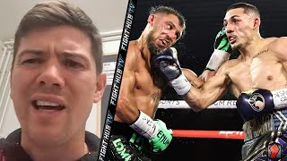 """""""TEOFIMO IS UNDISPUTED"""" LUKE CAMPBELL REACTS TO LOMACHENKO LOSS; SAYS """"I PUT A DENT IN LOMA"""""""