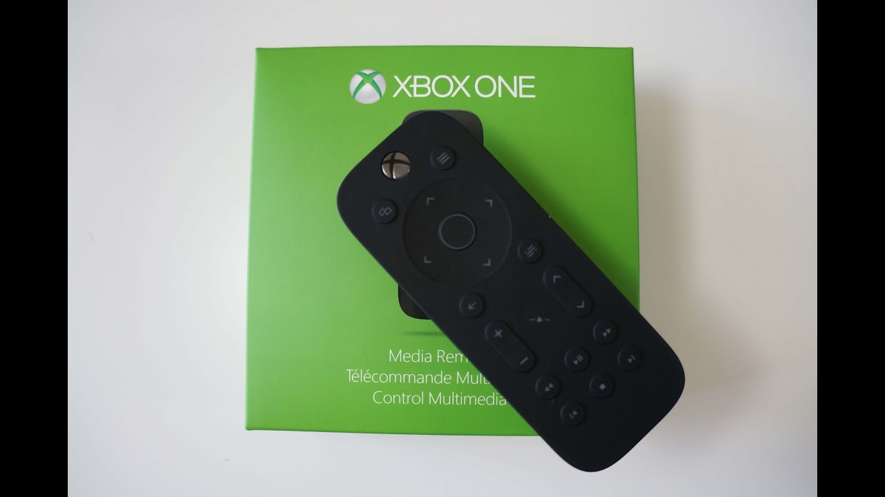 Xbox One Media Remote UNBOXING and REVIEW - Possibly the WORST Accessory for the Xbox One