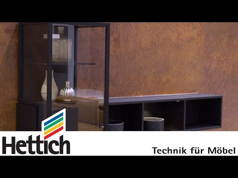 verstellm glichkeiten bei topfscharnieren hettich f r doovi. Black Bedroom Furniture Sets. Home Design Ideas