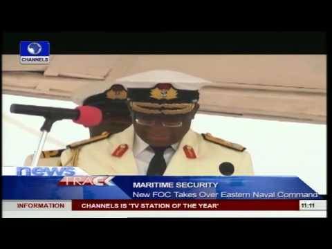 Maritime Security: New FOC Takes Over Eastern Naval Command