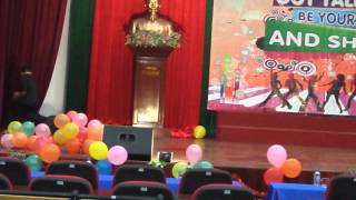 Bình Định Gia- HVTC (AOF's student got talent.18/4/2014)