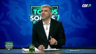 Debate: Trabajo de Reinaldo Rueda y la continuidad de un proyecto