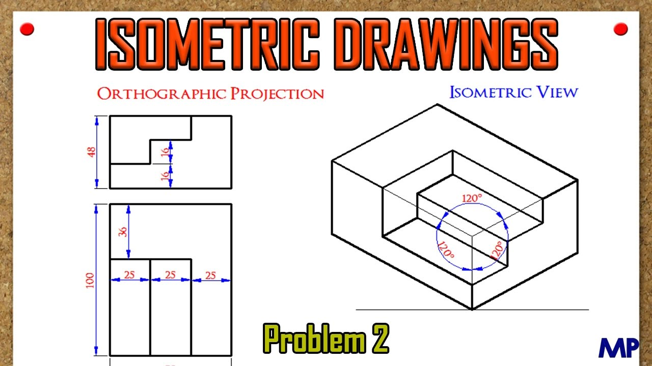 orthographic vs isometric